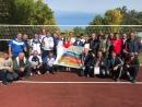 Спортсмены Саратовских теплосетей лучшие по волейболу.